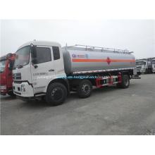 Camión del petrolero de combustible del camión del aceite de Dongfeng 18.2m3