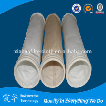 Filter bags for industrial air conditioner filters