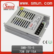 Fonte de alimentação de comutação Ultra-Thin Series 70W5V / 12V / 24V / 48V