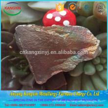 sitio web de alibaba bloque estándar ferro manganeso fundición tienda en línea china