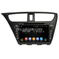 Honda Car DVD Player GPS Untuk Catch Hatchback