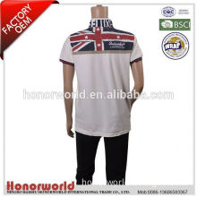 20 years factory supply low price slim fit polo shirt for man
