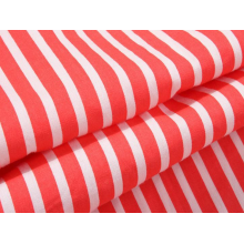 Best Quality for Print Fabric T/C90/10 96x72 Striped dyeing cloth supply to Ethiopia Wholesale