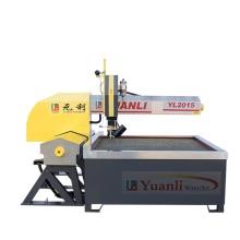 Abrasive CNC kleine Wasserstrahlschneidemaschine