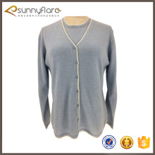 Nouveau design laine Cachemire Mesdames beaux pulls