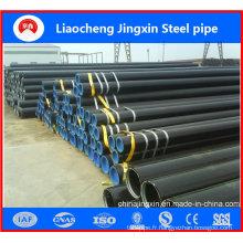 tuyau d'acier sans soudure ASTM A106/A53 de tube d'acier au carbone étiré à froid de 14 pouces