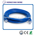 24awg twisted pair UTP patch cord lan cable