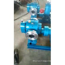Pompe rotative à pompe à lobes série LC