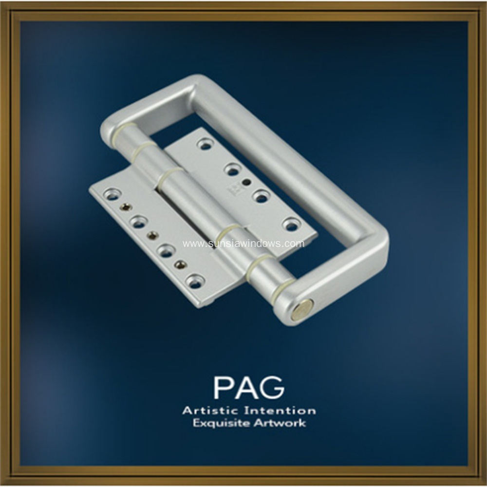Adjustable Angle Hinge for Slide Fold System