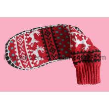 Frauen-Art- und Weiseschuh-Socken (DL-HS-10)
