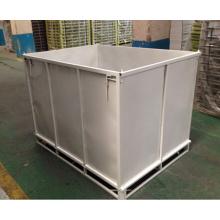 Caja de facturación de metal para almacenamiento en almacén
