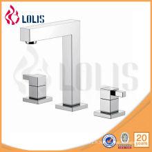 (61317-160A) Poignée double Raccords de robinet de ligne Robinets de lavabo