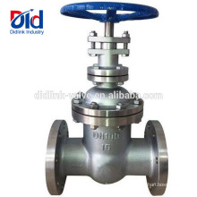 Pool Clow Resilient Wedge Control Threaded 4 Inch Din3352 Pn16 Gate Valve Stainless Steel