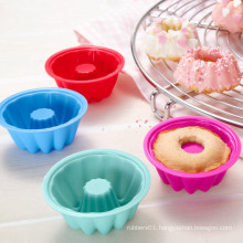 Customized Food Grade Silicone Rubber Cake Mold