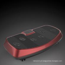 Placa vibratória comercial de emagrecimento de corpo inteiro