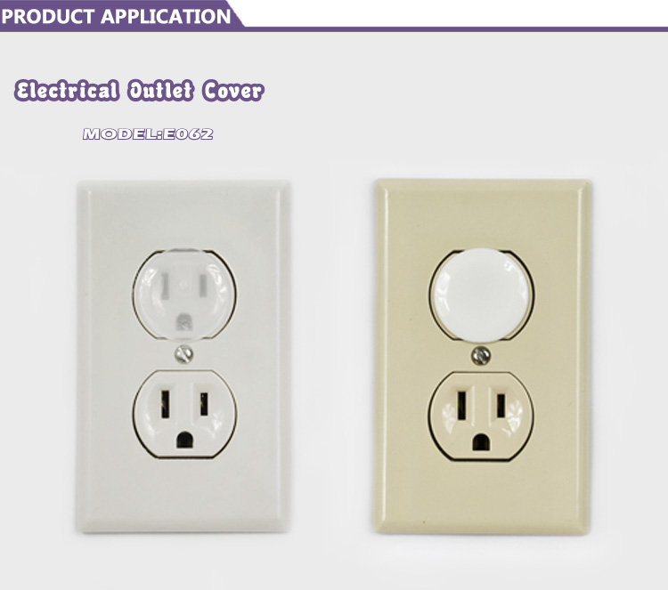 Round Outlet Cover