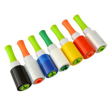 Customized Polyethylene Pack LLDPE Mini Bundling Wrap Film Handle Stretch Film