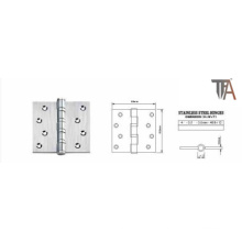 Stain Less Steel Silver Hinge (4 INCH)
