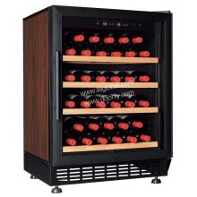 CE/GS aprobado 103L compresor refrigerador de vino