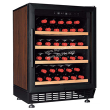 Ce/GS Certified 103L Compressor Wine Cellar