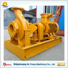 Electric or Diesel engine centrifugal end suction irrigation water pump with lower price