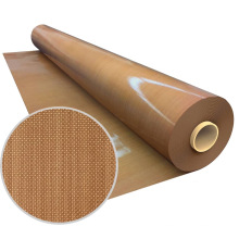 Thermal&electric resistant PTFE coated fiberglass cloth