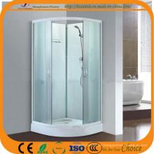 Nenhuma caixa de chuveiro simples do painel traseiro (ADL-8701B)