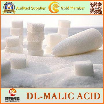 Aditivos alimenticios Dl-Ácido málico, CAS No. 617-48-1