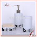 En stock Dispensateur de savon en céramique