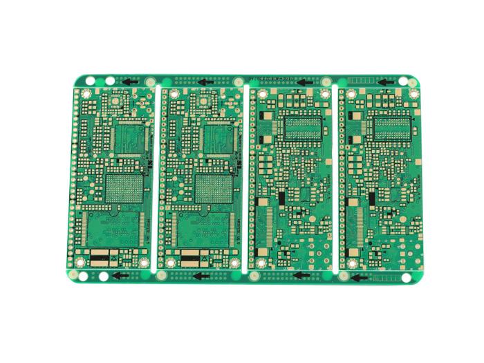 Car Navigator (GPS) PCB