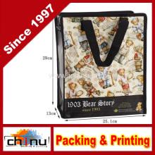 Promoção embalagem de compras não tecido saco (920064)