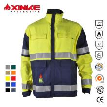 Светоотражающая куртка с отражателем безопасности 3M