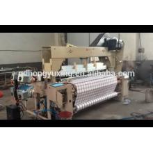 Máquina de telar de chorro de aire / máquina de chorro de aire / telar de chorro de aire de alta velocidad y servicio pesado con alimentador ROJ y dobby STAUBLI