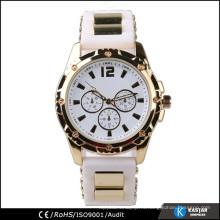 Кварцевые силиконовые наручные часы