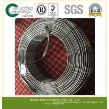 316 304 420 Stainless Steel Welded Pipe Coil Tube
