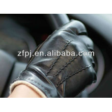 fashion deerskin glove leather