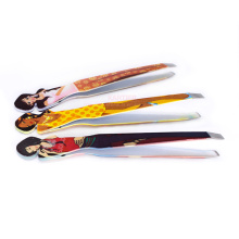 Wholesales Personalized Stainless Steel Eyebrow Tweezers