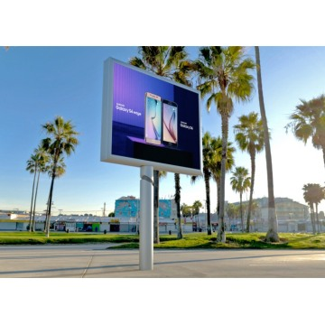 P6 SMD2727 High Resolution Outdoor Billboard LED-skärm