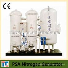 Gerador de Nitrogênio PSA Conjunto Completo Aprovação CE