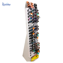 Retail Eyewear Carton Paper Cardboard Display / Floor Cardboard Display Stand / Cardboard Display Stand for Sunglasses