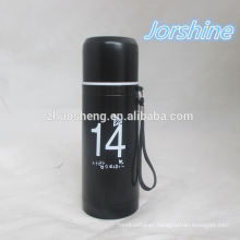 New design 500ML colored, lovely 18 8 high grade stainless steel vacuum flask