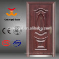 ISO9001 Safety Main Entry Metal Door