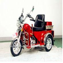 Triciclo de desvantagem do refrigerador do gás 50cc