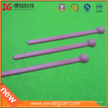 OEM Factory Hot Sale Bulk Lab Plastic Anti-Static Pink Spoon