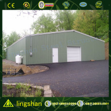 Industrial Steel Building with ISO (L-S-070)