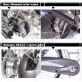 MOTORLIFE EN15194 2015 NUEVO ESTILO 250 w 36 v 700c unisex adultos bicicleta eléctrica