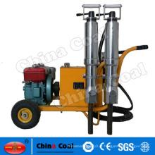 Máquina de divisor de rocha hidráulica