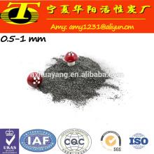 Filtro de tratamiento de agua antracita carbón para la venta