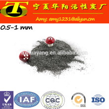 Granular anthracite filter media water treatment with factory price
