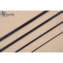 Frete grátis Im12 Spinning vara de pesca em branco